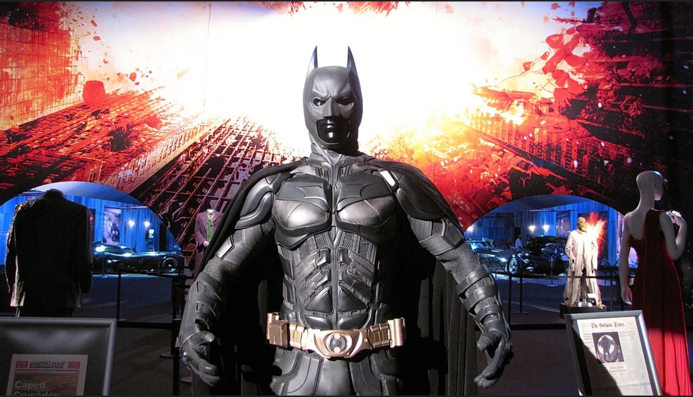 Dark Knight Rises Exhibition