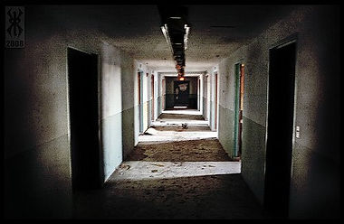 Escape the Asylum Hallway at Linda Vista Hospital