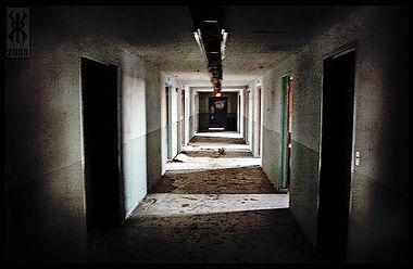 Escape the Asylum Hallway at Linda Vista Hospital