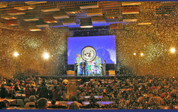 Tinker Bell at the United Nations