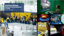Ayrton Senna Interactive Exhibition