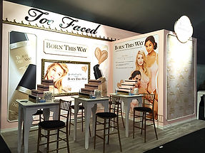 Too Faced Booth ipsy LA