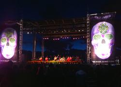 Dia De Los Muertos Concert