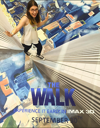 IMAX 3D Activation for The Walk