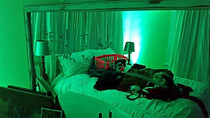 Bedroom clues for Shut In Escape Experience