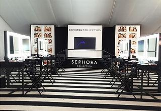 Sephora Booth ipsy LA