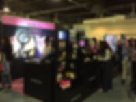 Double Dare Booth at BeautyCon NY