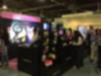 Double Dare Booth at BeautyCon NY