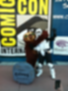 The Croods ComicCon