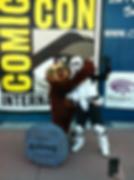 The Croods ComicCon