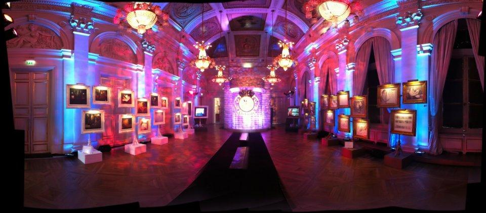 Christian Louboutin/Cinderella Event