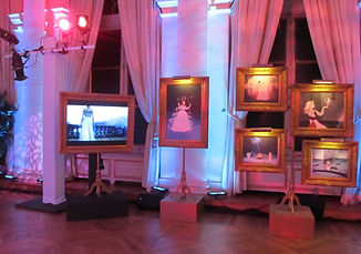 Cinderella/Christian Louboutin Event