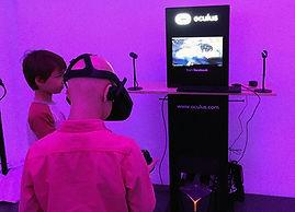 Virtual Reality Experience at Beauty & the Beast Event NY