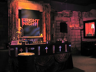 Fright Night Event ComicCon