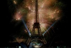 100th Anniversary - Eiffel Tower