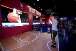 NBA Interactive Experience