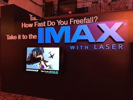 IMAX Furious 7 Activation