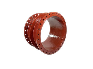Ductile Iron Double Flange Puddle Pipe (