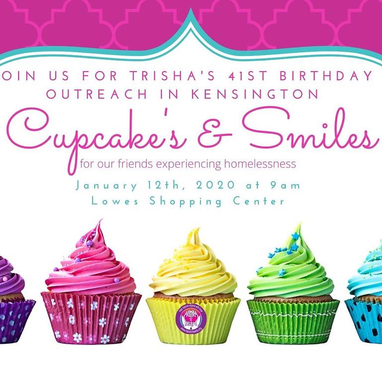 Trisha's 41st Birthday Outreach