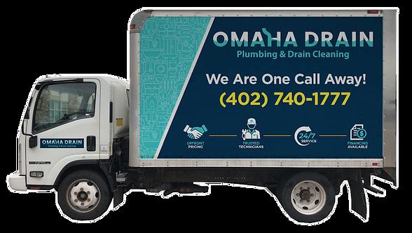 Omaha Drain Box Truck
