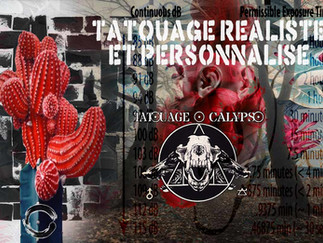Choose your tattoo shop in Quebec City and the price of a tattoo in Quebec City.