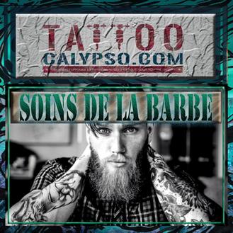 Soins Barbe en ligne TattooCalypso.com à Québec