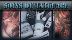 Soins du tattoo en ligne onguents