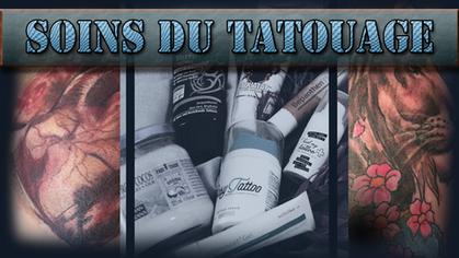 Image Soins du tatouage en ligne, Boutique soin du tatouage.