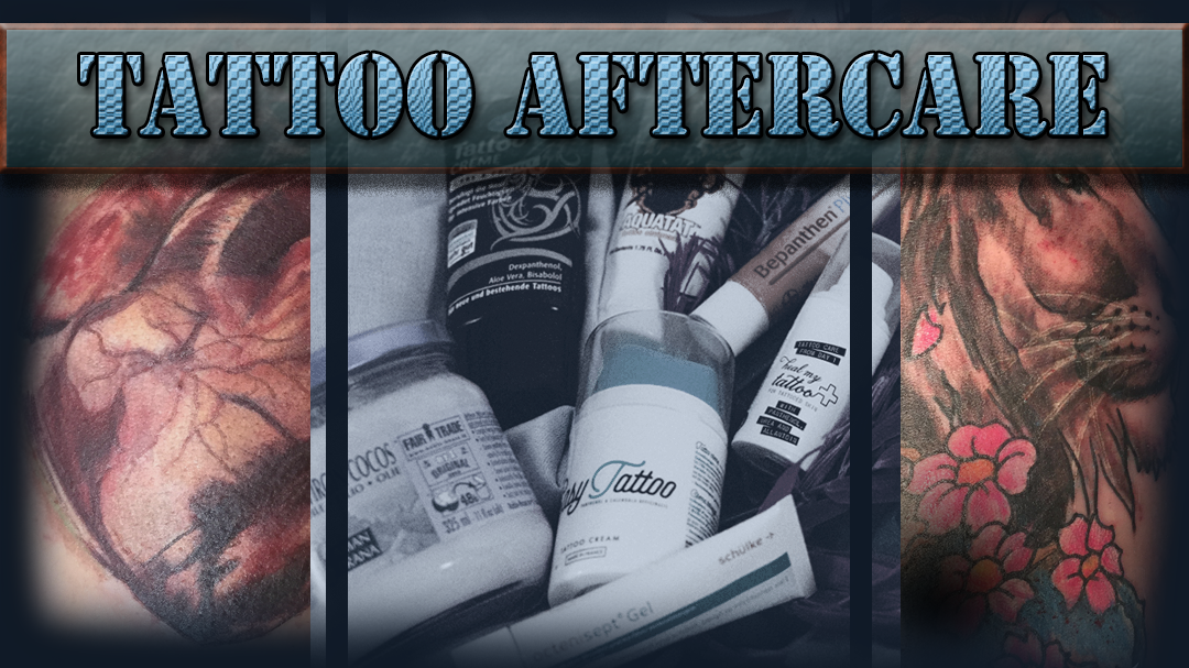 wher to get best Tattoo aftercare