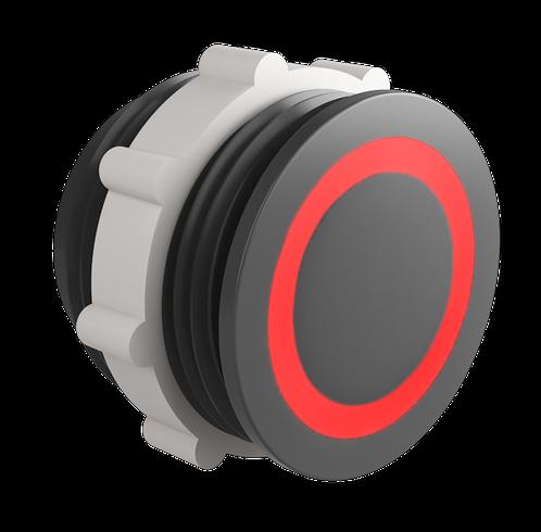 Кнопочный выключатель ВБ з 22 (19) R1 PN-W-12 T