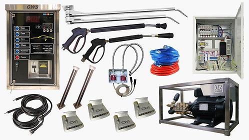 Полный комплект оборудования для 1 поста МСО CWS «AES FC-3L V5.2»