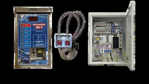 Комплект оборудования для МСО CWS Group: «AES k2 V 5,2»
