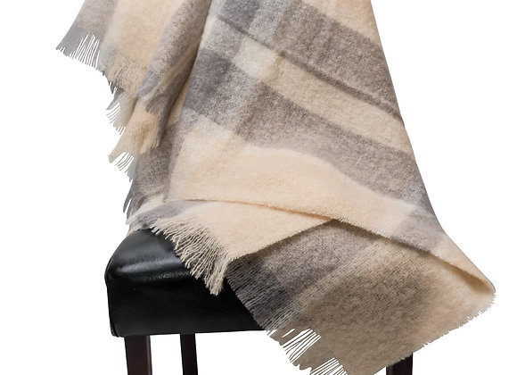 ST. PIERRE VOEL MOHAIR THROW