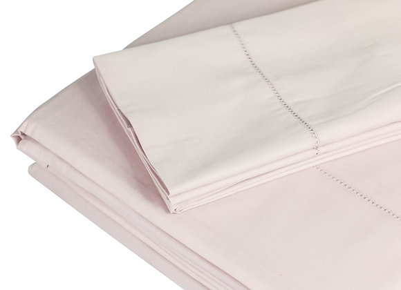 ST. PIERRE 350 TC SHEET SET OLD PINK