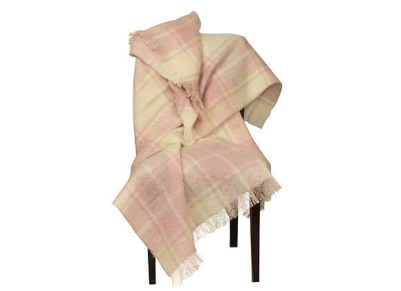 ST. PIERRE MEISIE MOHAIR THROW