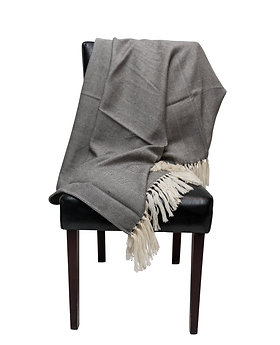 ST. PIERRE TUSSEN MERINO WOOL/MOHAIR THROW