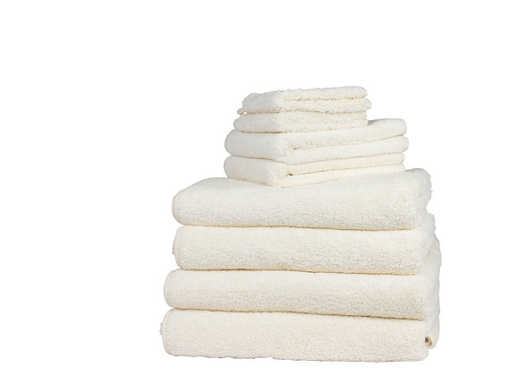 GRACCIOZA TOWELS NATURAL