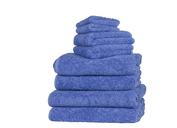 GRACCIOZA TOWELS SKY