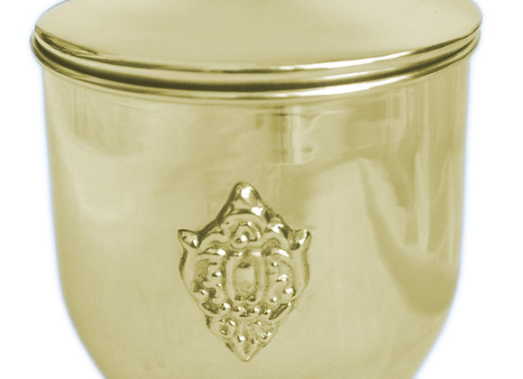 ST. PIERRE CLASSIC CANISTER/COTTON DISH