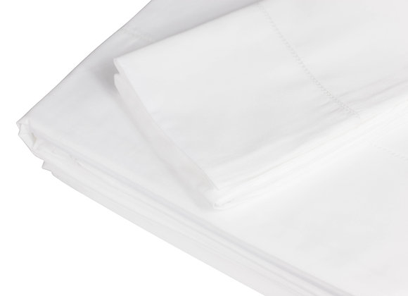 ST. PIERRE 500 TC- DOUBLE HEM STITCH SHEET SET