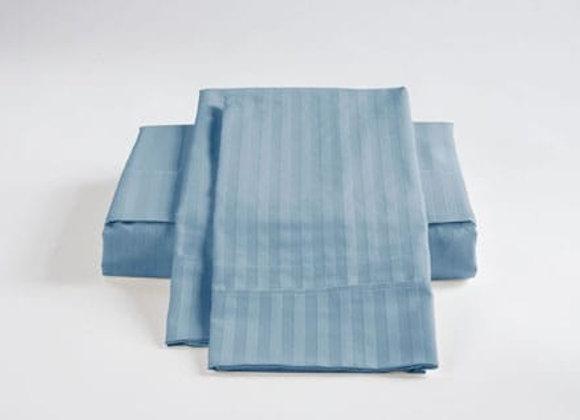 ST. PIERRE 450 TC SHEET SET DARK-BLUE