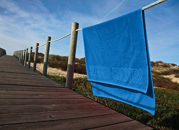 THIS GRACCIOZA SUMMER BEACH TOWEL MADE IN PORTUGAL