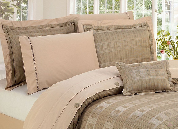 TOSCANA QUEEN DUVET COVER SET