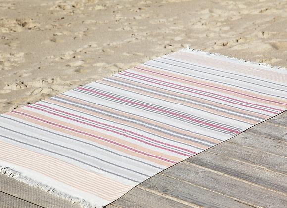GRACCIOZA BARBADOS HAMMAN BEACH TOWEL MADE IN PORT