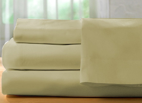 ST. PIERRE 400 TC SHEET SET TAUPE