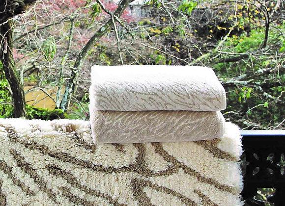 GRACCIOZA MARBLE BATH TOWELS