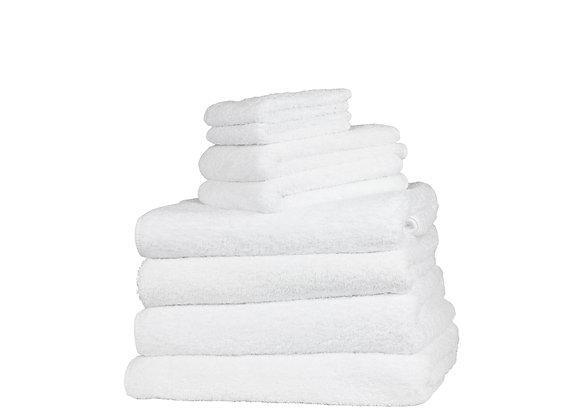 GRACCIOZA TOWELS WHITE