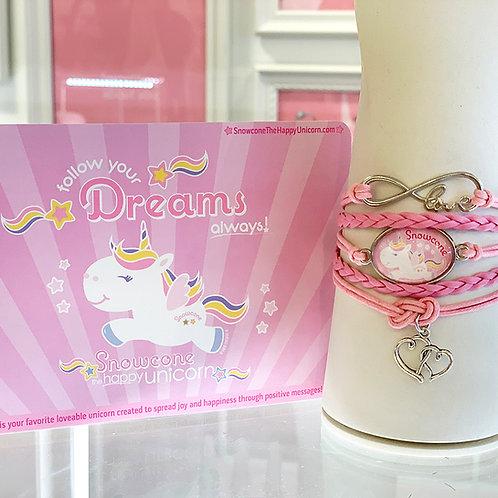 Snowcone Dream Bracelet