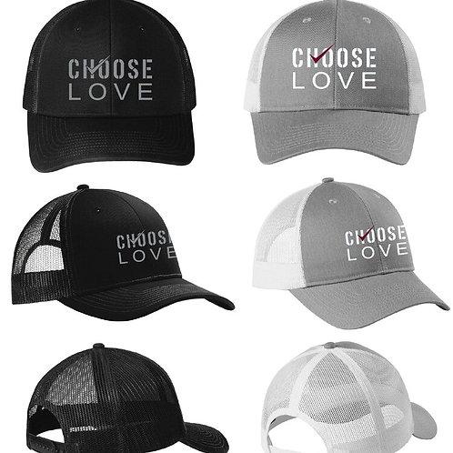 CHOOSE LOVE Hat