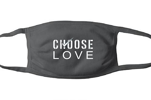 Choose Love Mask